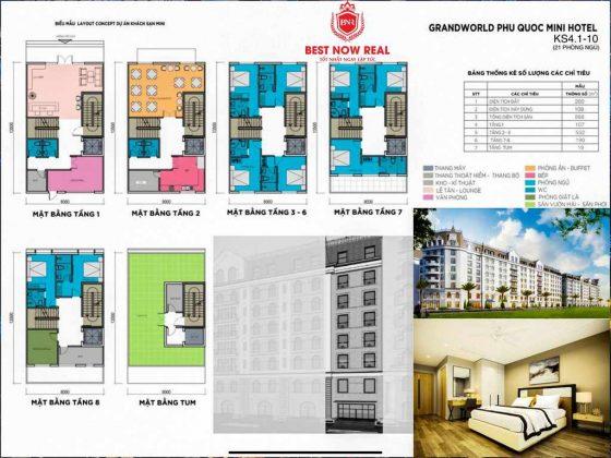 căn mini hotel ks4-1-10