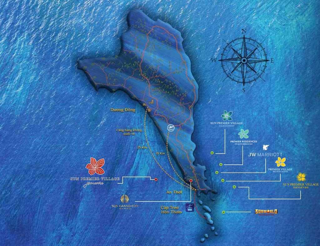Dự án Địa Trung Hải Phú Quốc