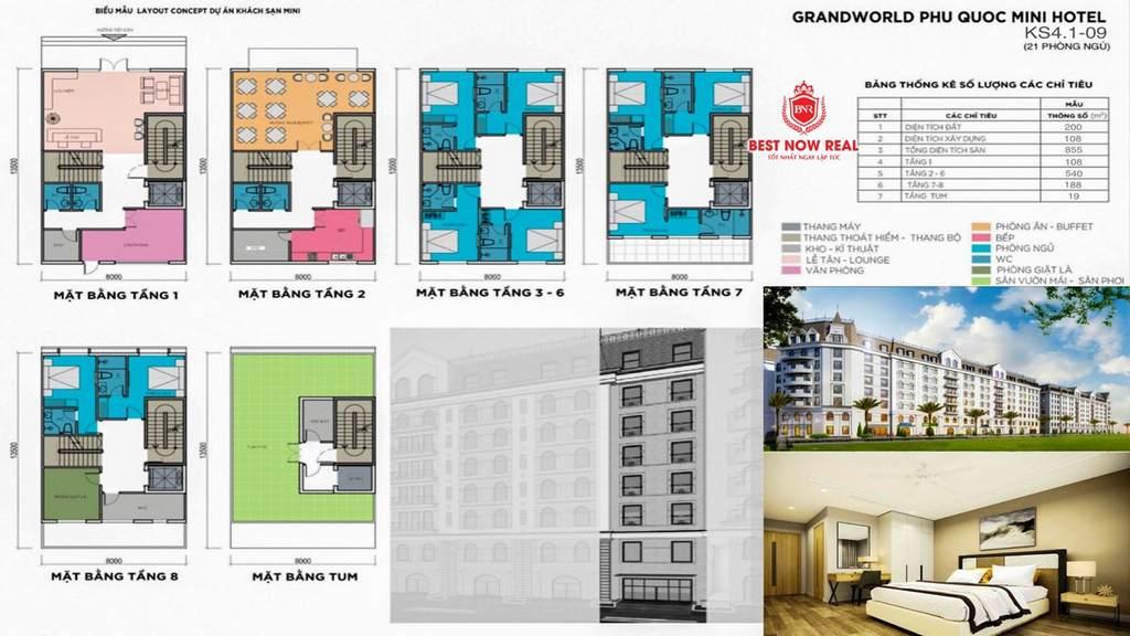 căn mini hotel ks4.1-09