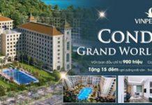 Dự án Condotel Phú Quốc