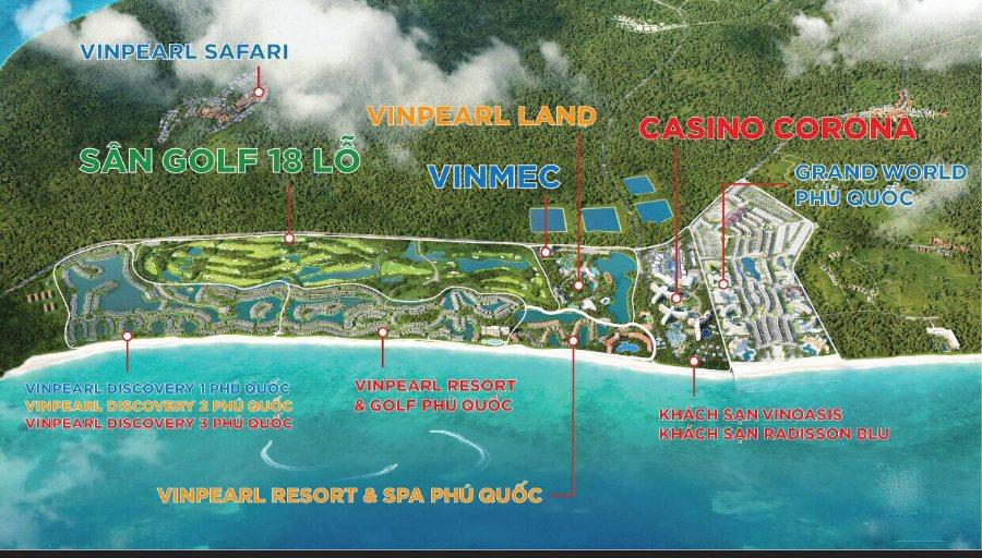 Tiện ích dự án Mini Hotel Phú Quốc